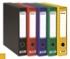 Registrator Fornax A4/60 u kutiji (žuta), 15 komada