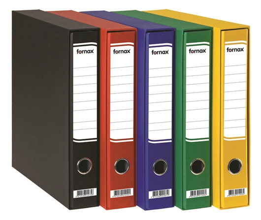 Registrator Fornax A4/60 u kutiji (zelena), 15 komada