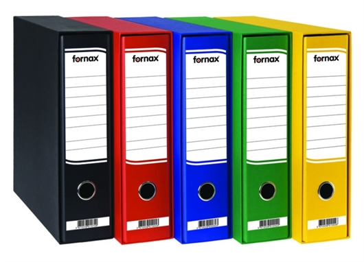 Registrator Fornax A4/80 u kutiji (crna), 11 komada