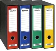 Registrator Foroffice A4/80 u kutiji (žuta), 11 komada