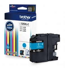 Tinta Brother LC525XLC (plava), original