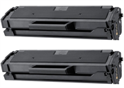 Komplet tonera za Samsung MLT-D101S (crna), dvostruko pakiranje, zamjenski