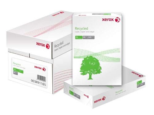 Fotokopirni (reciklirani) papir Xerox Recycled A4, 2.500 listova, 80 gr.
