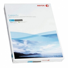 Fotokopirni papir Xerox Colotech+ A4, 125 listova, 300 gr.