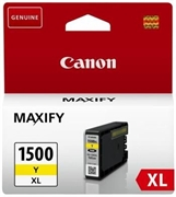 Tinta Canon PGI-1500XL Y (žuta), original
