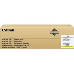 Bubanj Canon C-EXV 16/17 Y (0255B002AA) (žuta), original
