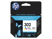 Tinta HP F6U65AE nr.302 (boja), original