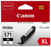 Tinta Canon CLI-571BK XL (crna), original