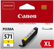Tinta Canon CLI-571Y XL (žuta), original