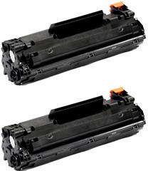 Komplet tonera za HP CF283A 83A (crna), dvostruko pakiranje, zamjenski