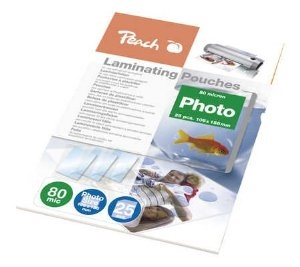 Vrećice za plastificiranje (10 x 15 cm), 80 mic, 25 komada (S-PP080-20)
