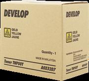 Toner Develop TNP-50 (A0X52D7) (žuta), original