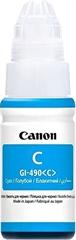 Tinta za Canon GI-490 (0664C001AA) (G1400/2400/3400) (plava), original