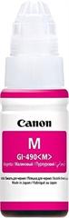 Tinta za Canon GI-490 (0665C001AA) (G1400/2400/3400) (ljubičasta), original
