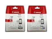 Komplet tinta Canon PG-545XL + CL-546XL, original