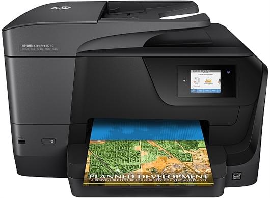Multifunkcijski uređaj HP Officejet Pro 8710 (D9L18A)