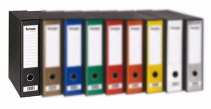 Registrator Fornax Prestige A4/80 u kutiji (crna), 11 komada