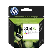 Tinta HP N9K07AE nr.304XL (boja), original