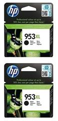 Tinta HP L0S70AE nr.953XL (crna), dvostruko pakiranje, original