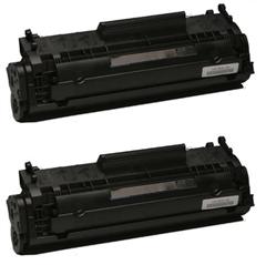 Toner za Canon FX-10 (crna), dvostruko pakiranje, zamjenski