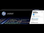 Toner HP CF531A 205A (plava), original