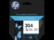 Tinta HP N9K05AE nr.304 (boja), original