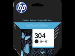 Tinta HP N9K06AE nr.304 (crna), original