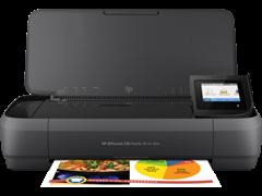 Prijenosni pisač HP OfficeJet 252 Mobile (N4L16C)
