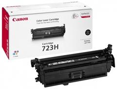 Oštećena ambalaža: toner Canon CRG-723H BK (2645B002AA) (crna), original