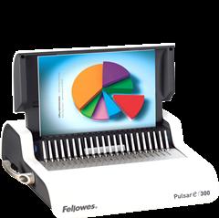 Aparat za spiralno uvezivanje (plastična) Fellowes Pulsar E300, električni