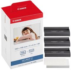 Tinta + foto papir Canon KP-108IN, original
