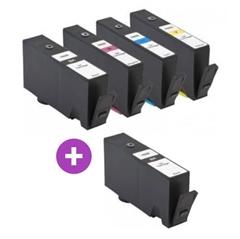 Komplet tinta za HP nr.655 (2 x BK + C/M/Y), zamjenski