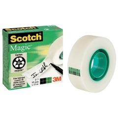 Ljepljiva traka Scotch Magic 19 mm x 33 m