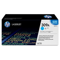 Oštećena ambalaža: toner HP Q2671A 309A (plava), original