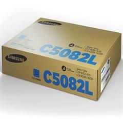 Oštećena ambalaža: toner Samsung CLT-C5082L (plava), original