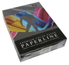 Fotokopirni papir u boji A4, crni (black), 500 listova