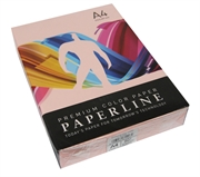 Fotokopirni papir u boji A4, roza (rose), 500 listova