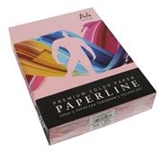 Fotokopirni papir u boji A4, pastel roza (pastel pink), 500 listova