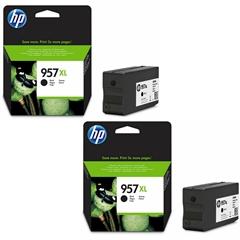 Tinta HP L0R40AE nr.957XL (crna), dvostruko pakiranje, original