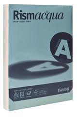 Fotokopirni papir u boji A3 mix, pastelna duga
