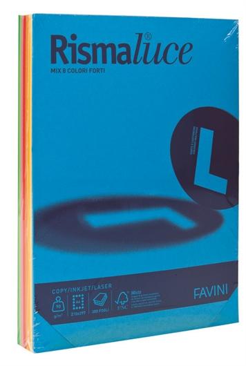 Fotokopirni papir u boji A3 mix, intenzivna duga