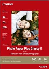 Foto papir Canon PP-201, A4, 20 listova, 260 grama