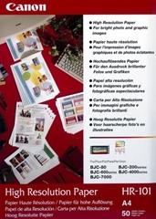 Foto papir Canon HR-101, A4, 200 listova, 106 grama