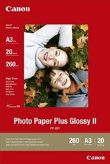 Foto papir Canon PP-201, A3, 20 listova, 260 grama