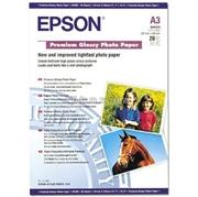 Foto papir Epson C13S041315, A3, 20 listova, 255 grama