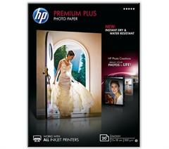 Foto papir HP CR676A, 13 x 18 cm, 20 listova, 300 grama