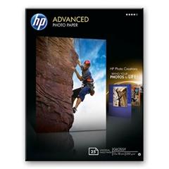 Foto papir HP Q8696A, 13 x 18 cm, 25 listova, 250 grama
