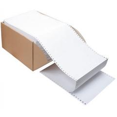 """Papir za računala Bianco 234 x 12"""" 1+0"""