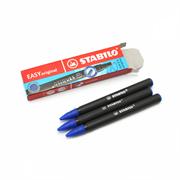 Refil - patrona za nalivpero Easy Stabilo 6890 (plava), 3 kom
