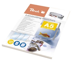 Vrećice za plastificiranje (A5), 125 mic, 25 komada (PPR525-03)